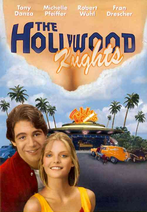 HOLLYWOOD KNIGHTS BY DANZA,TONY (DVD)