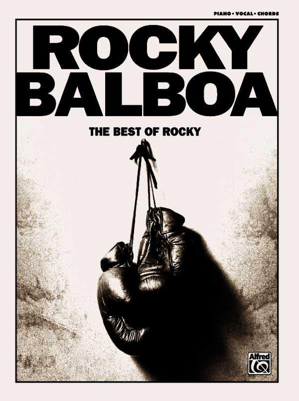 Rock Balboa By Alfred Publishing (COR)